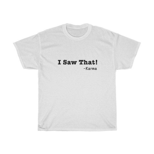I Saw That - Karma | 12100 2