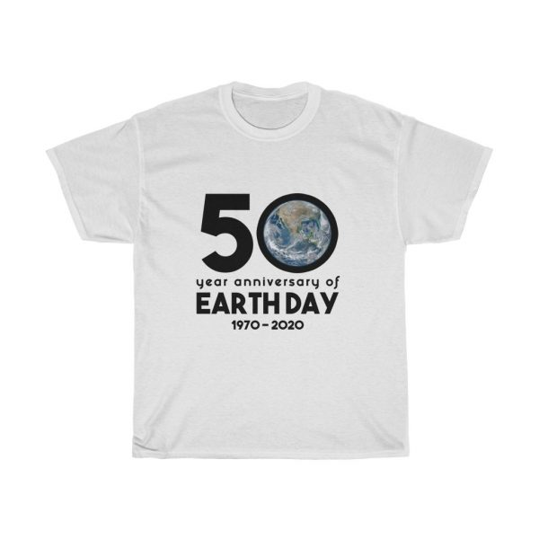 Earth Day 50th Anniversary T-shirt | 12100