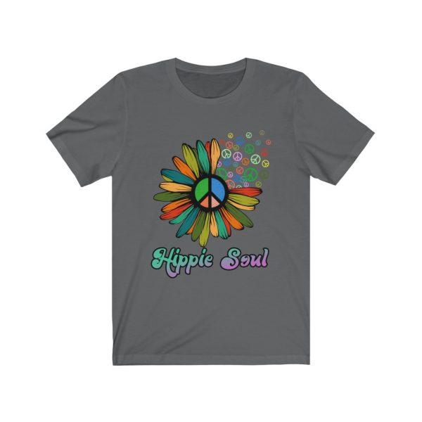 Hippie Soul | Hippie Tee | Rainbow Daisy | Hippie Daisy | 18070 1