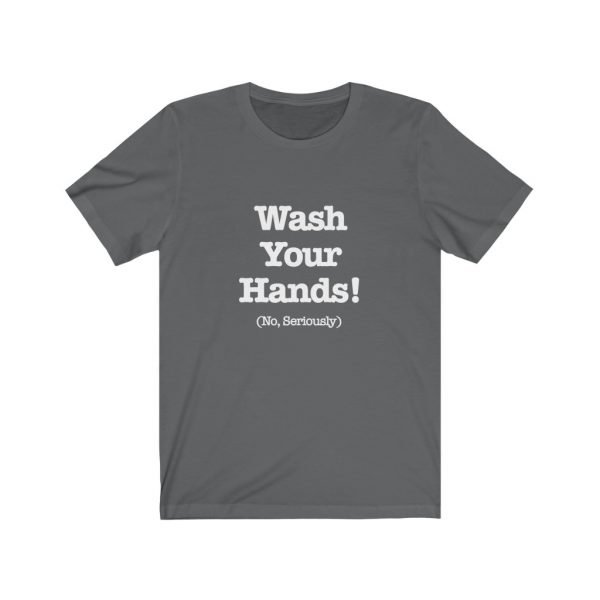 Wash Your Hands Short Sleeve Tee | 18070 28