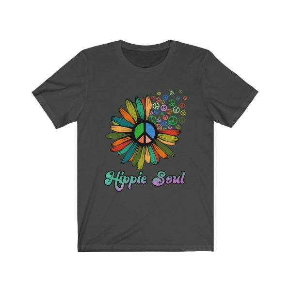 Hippie Soul | Hippie Tee | Rainbow Daisy | Hippie Daisy | 18142 1
