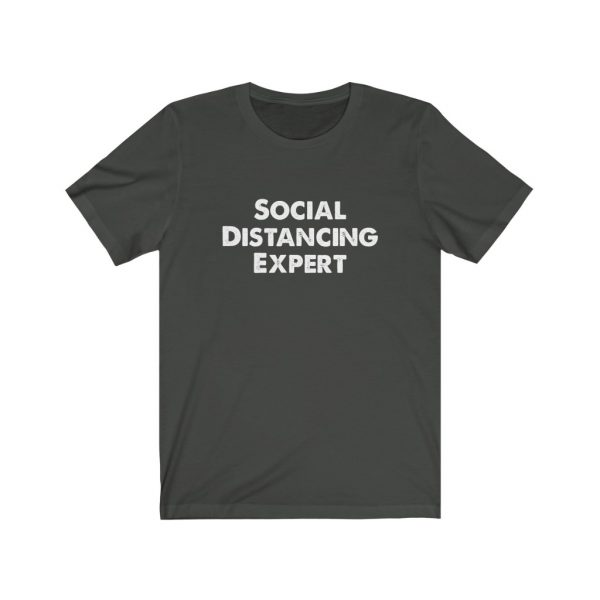 Social Distancing Expert - T-shirt | 18142 15
