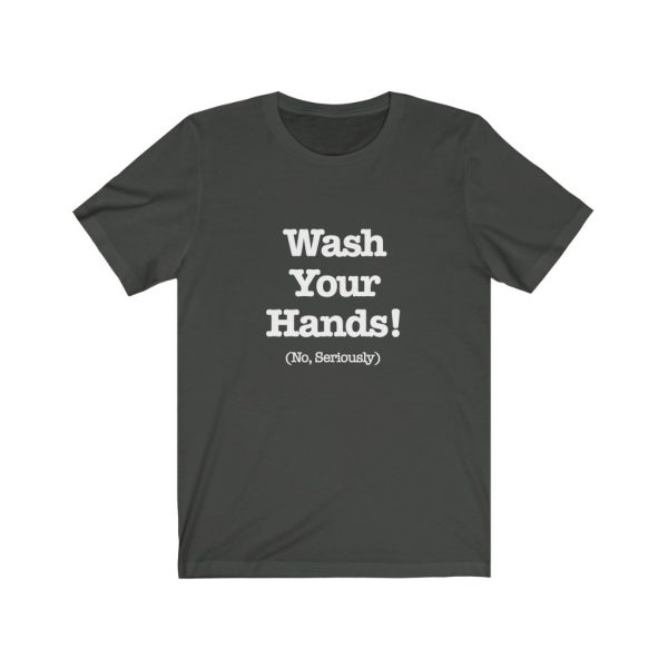 Wash Your Hands Short Sleeve Tee | 18142 26