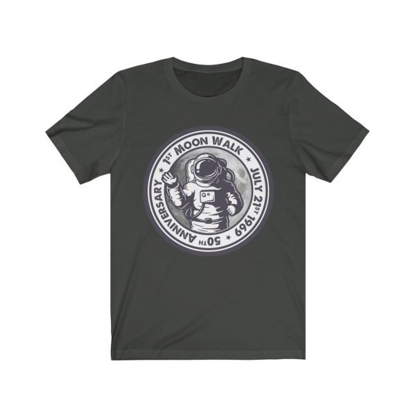 1st Moon Walk Anniversary T-shirt | 18142 29