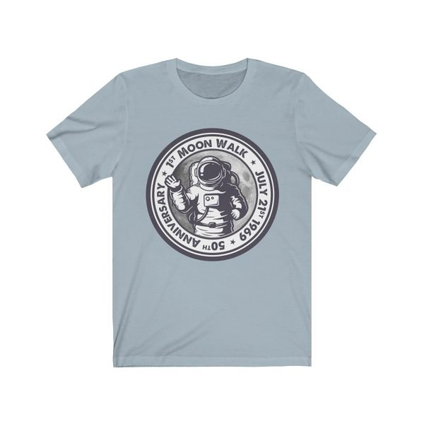 1st Moon Walk Anniversary T-shirt | 18358 6