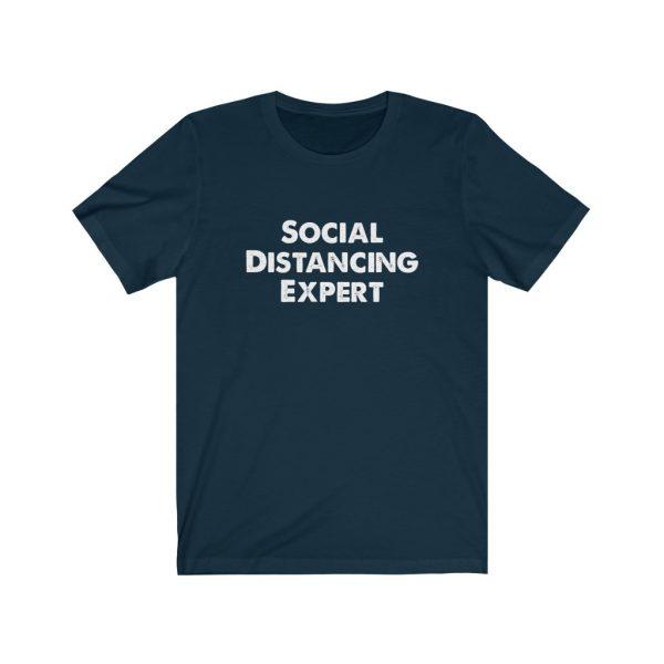 Social Distancing Expert - T-shirt | 18398 19