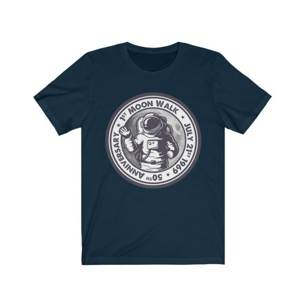 1st Moon Walk Anniversary T-shirt | 18398 35