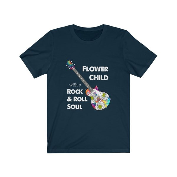 Flower Child With A Rock & Roll Soul | 18398 9