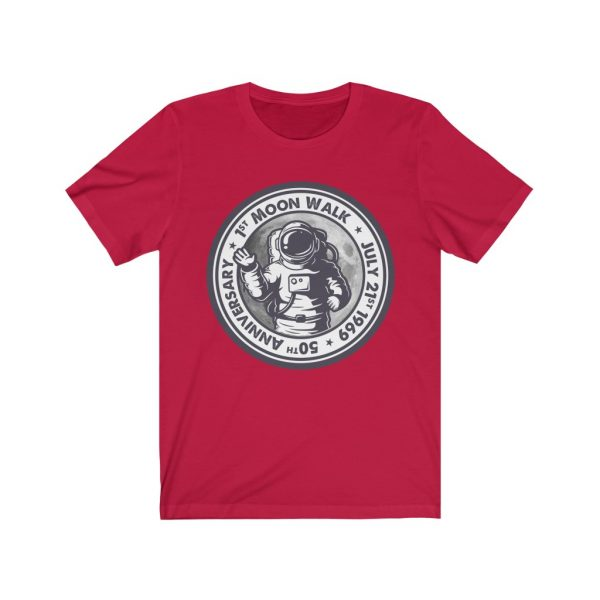 1st Moon Walk Anniversary T-shirt | 18446 25