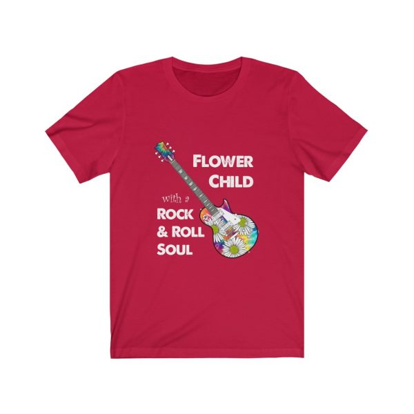 Flower Child With A Rock & Roll Soul | 18446 5