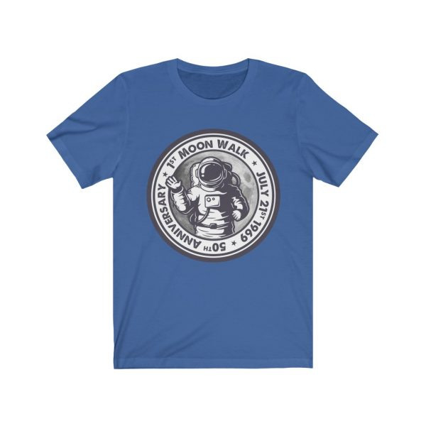 1st Moon Walk Anniversary T-shirt | 18518 28