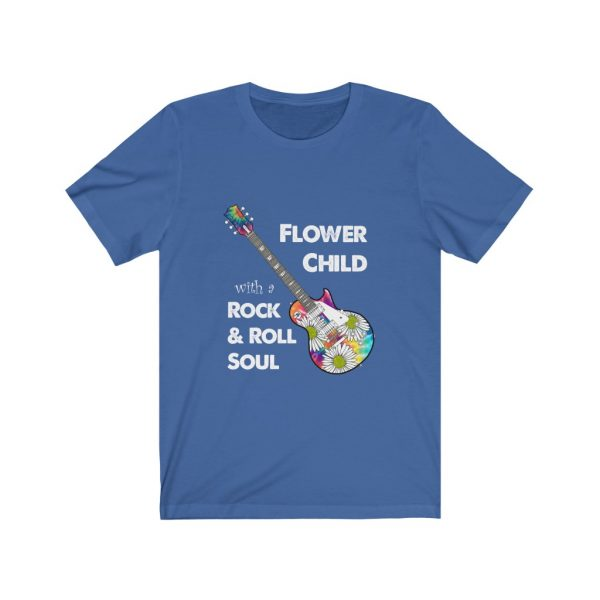Flower Child With A Rock & Roll Soul | 18518 6