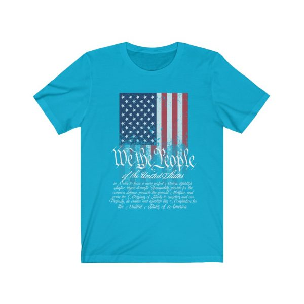 We The People - USA Short Sleeve Tee | 18526 1