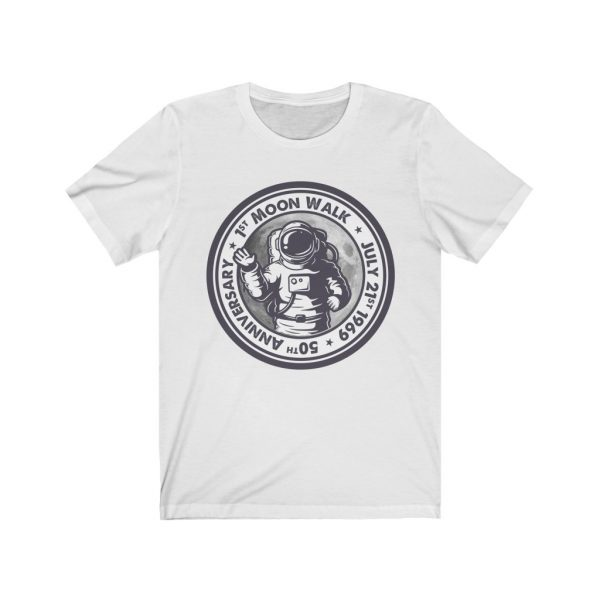 1st Moon Walk Anniversary T-shirt | 18542 33