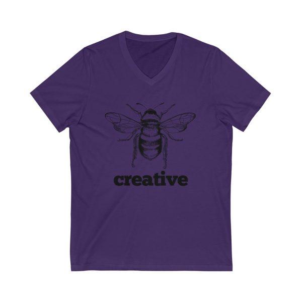 Be Creative - (bee creative) T-shirt | 23645
