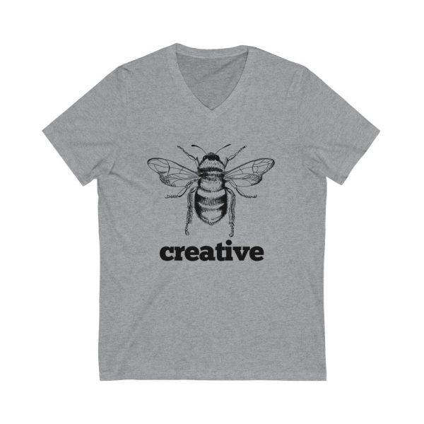 Be Creative - (bee creative) T-shirt | 23732