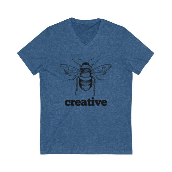 Be Creative - (bee creative) T-shirt | 23748
