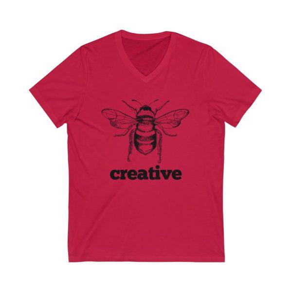 Be Creative - (bee creative) T-shirt | 23759