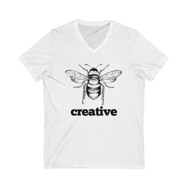 Be Creative - (bee creative) T-shirt | 23766