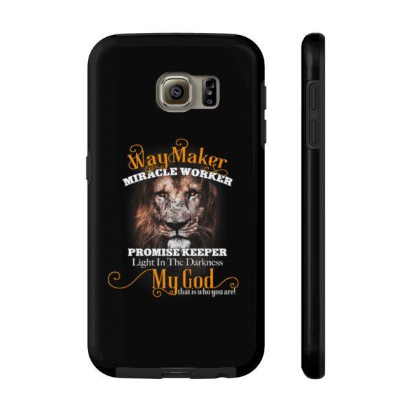 Way Maker Phone Case | iPhone Case | Samsung Case | 42388 3