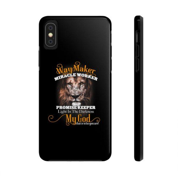 Way Maker Phone Case | iPhone Case | Samsung Case | 45161