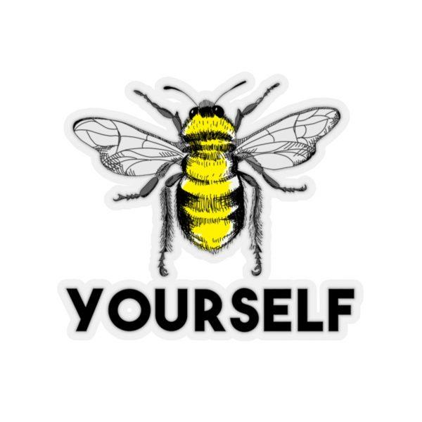 Bee Yourself Sticker | 45747 24