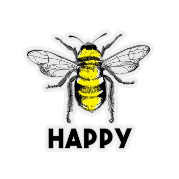 Bee Happy - Sticker | 45747 28