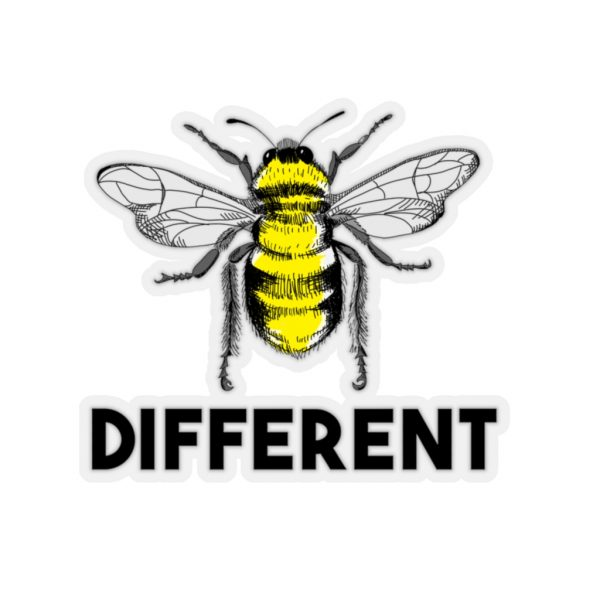 Bee Different - Sticker | 45747 30