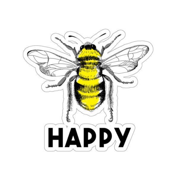 Bee Happy - Sticker | 45748 28