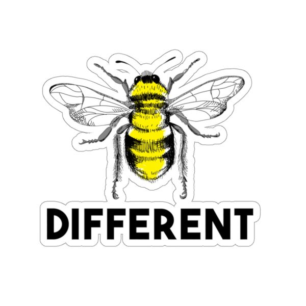 Bee Different - Sticker | 45748 30