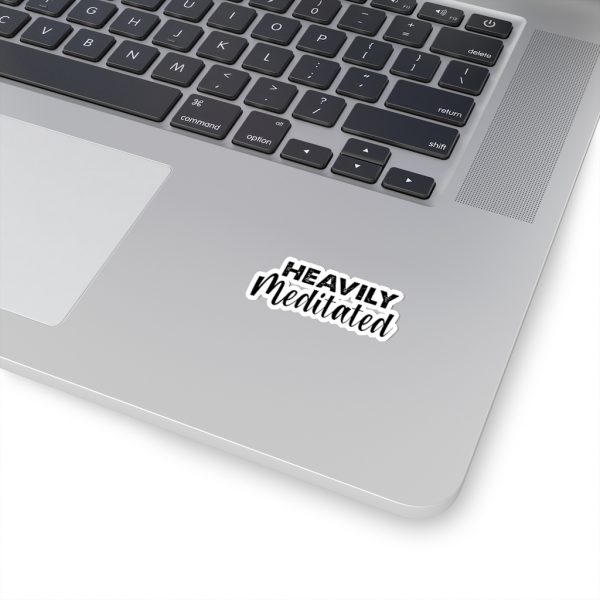 Heavily Meditated Sticker | 45748 7