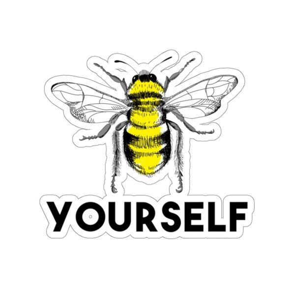 Bee Yourself Sticker | 45750 22