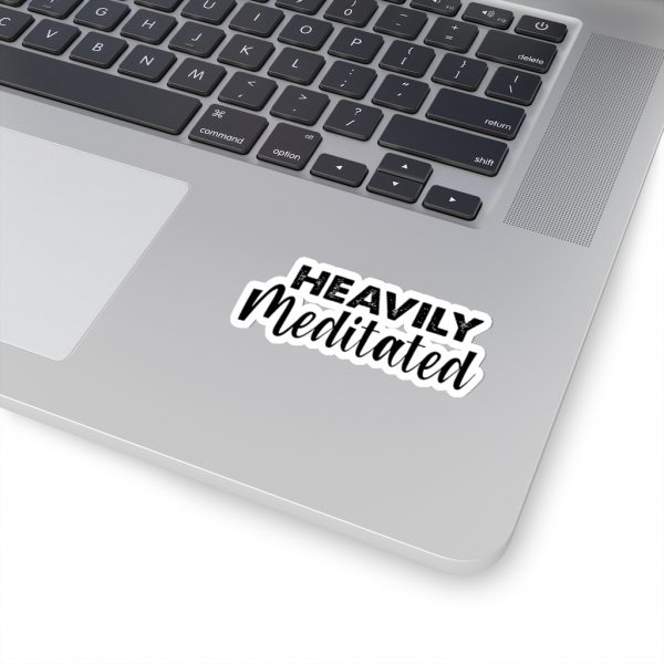 Heavily Meditated Sticker | 45750 5