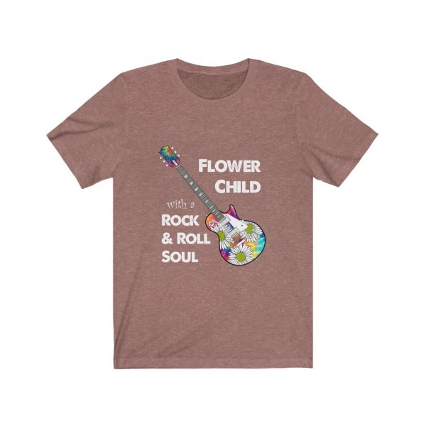 Flower Child With A Rock & Roll Soul | 61823 3