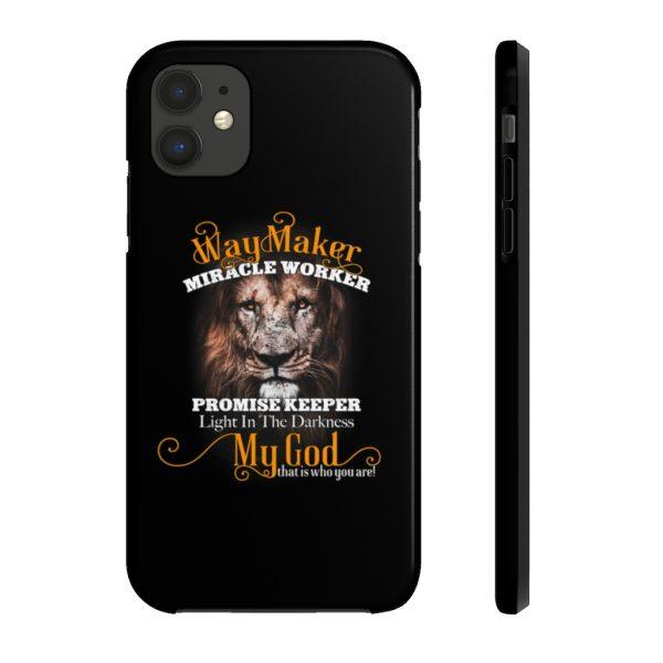 Way Maker Phone Case | iPhone Case | Samsung Case | 62582 3