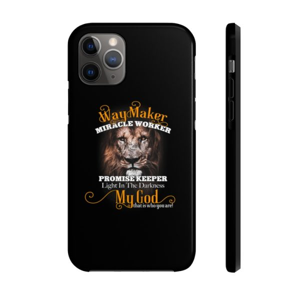 Way Maker Phone Case | iPhone Case | Samsung Case | 62583 3
