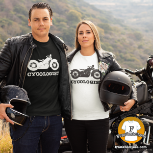 Cycologist Motorcyle T-Shirt