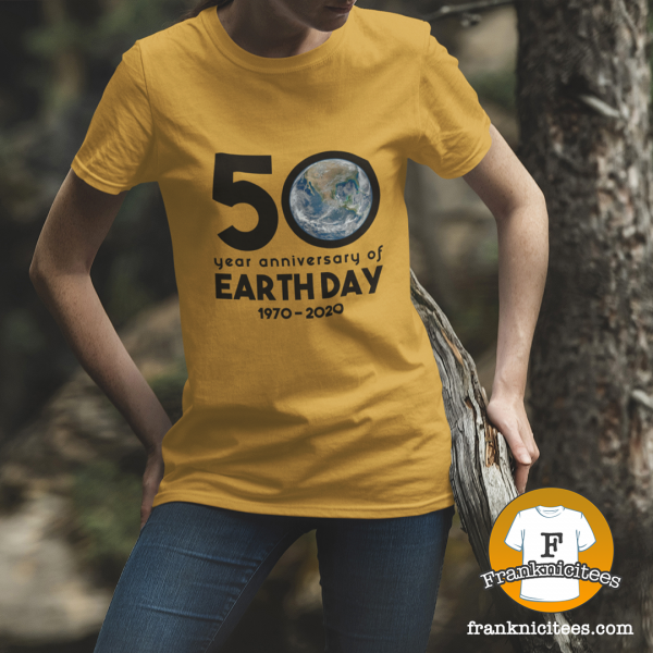 Earth Day Anniversary T-shirt
