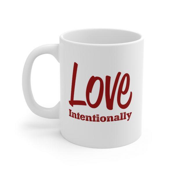 Love Intentionally - Mug 11oz | 33719 2