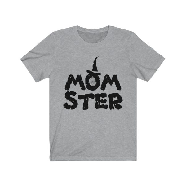 Mom-ster Tee | Monster Halloween T-shirt | 18078 8