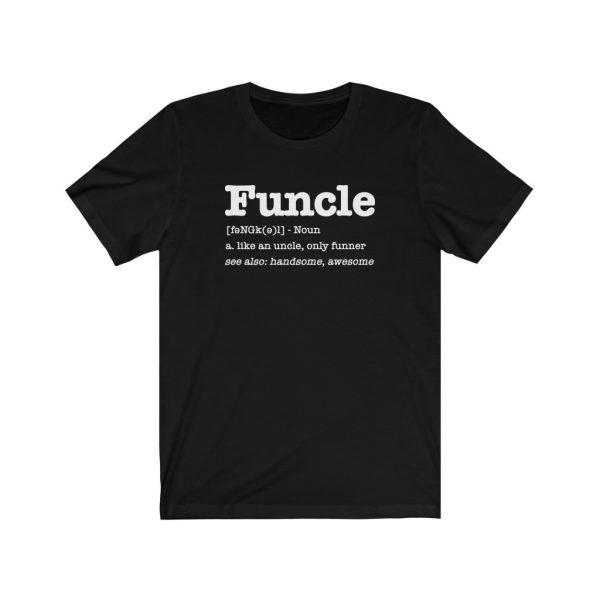 Funcle T-shirt | 18102 1
