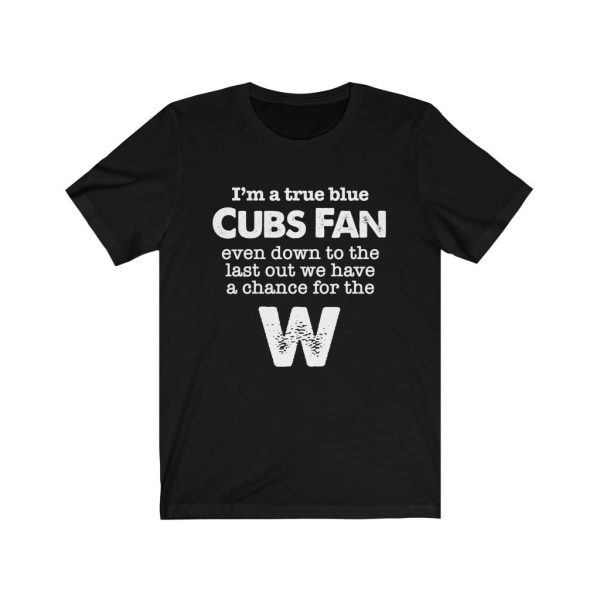 True Blue Cubs Fan | 18102 3