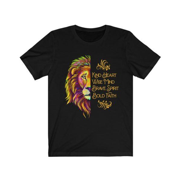 Bold Faith Lion | 18102 4