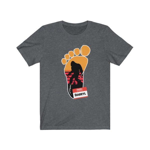 Bigfoot - My Name Is Darryl | Funny T-shirt | 18150 15
