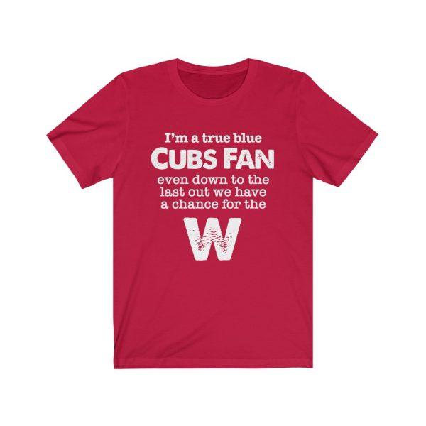 True Blue Cubs Fan | 18446 1