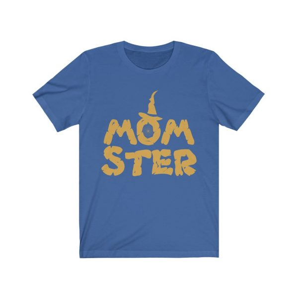 Mom-ster Tee | Monster Halloween T-shirt | 18518 8