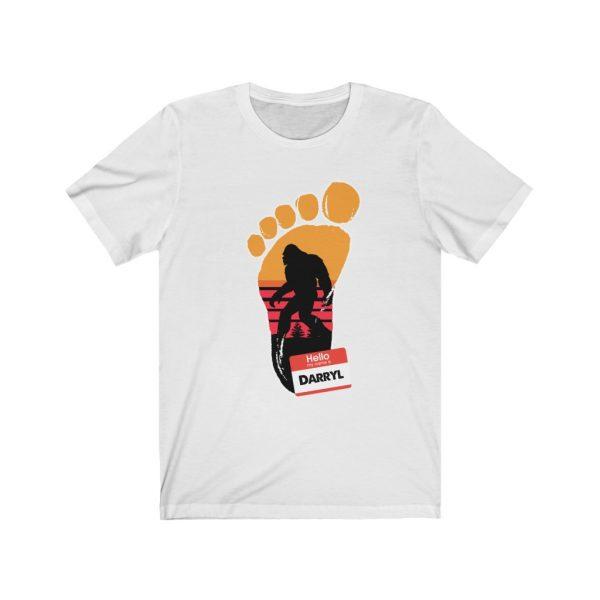 Bigfoot - My Name Is Darryl | Funny T-shirt | 18542 21