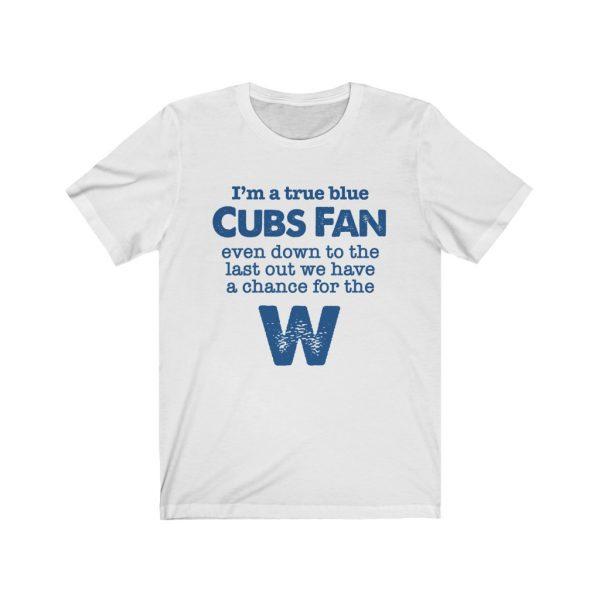 True Blue Cubs Fan | 18542 3