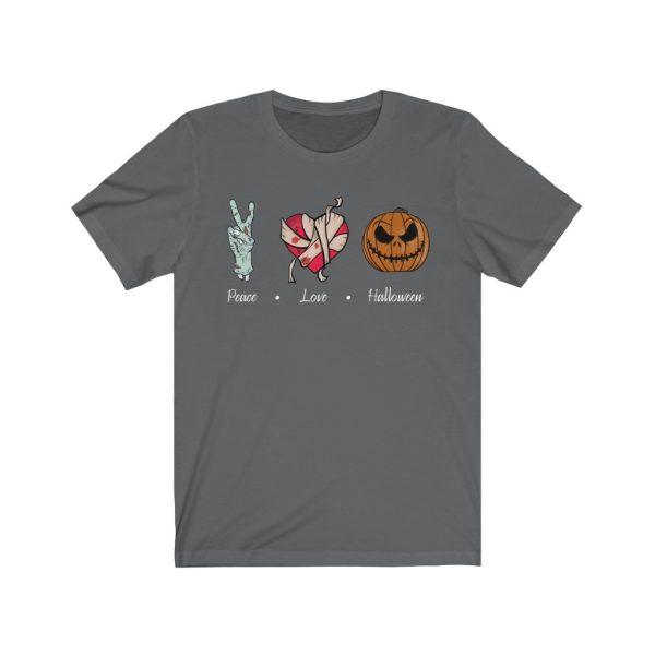 Peace, Love & Halloween T-shirt | 18070 1