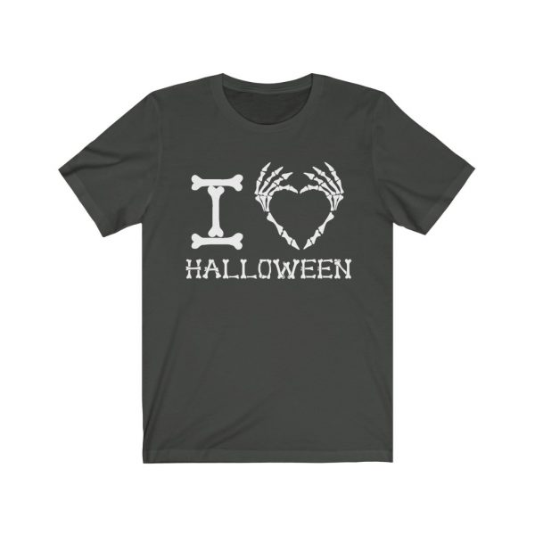 I Heart Halloween - Skeleton Finger Heart | 18142 2